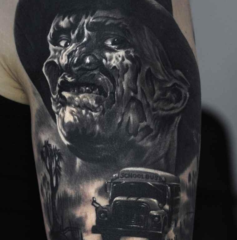 Freddy_studio tatuazu warszawa